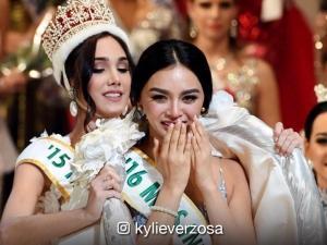 READ: Kylie Verzosa on winning the Miss International crown: