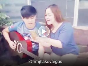 WATCH: Jake Vargas and Manilyn Reynes' remarkable duet of 'Say Something'