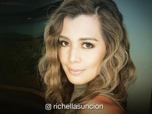 Rich Asuncion reveals she was bullied because of her beauty pageant performance