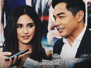 'Pinulot Ka Lang sa Lupa' star Benjamin Alves, may pick-up lines kay Julie Anne San Jose