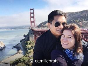 LOOK: Camille Prats and VJ Yambao's prenup shoot in Los Angeles