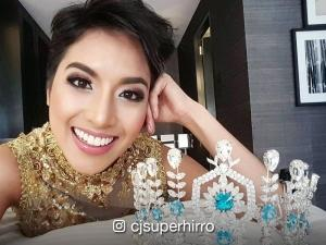 EXCLUSIVE: PH bet Camille Hirro crowned as Miss Global 1st Runner-up