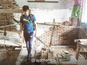 LOOK: Aljur Abrenica gives a sneak peek of his renovated home