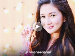 WATCH: Sheena Halili's special day