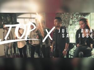 WATCH: Top One Project ft. Julie Anne San Jose – 'Closer' and 'Cold Water' mash-up