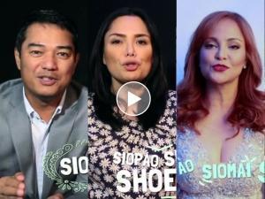 WATCH: Isang tongue twister para sa cast ng 'Hahamakin Ang Lahat'