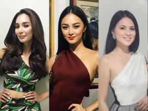 LOOK: Pinay beauty queens celebrate Miss International Kylie Verzosa's win