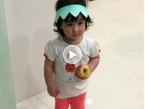 WATCH: Scarlet Snow Belo dances the 'Pen Pineapple Apple Pen'