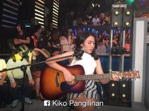 WATCH: Frankie Cuneta Pangilinan performing 'Mr. DJ' on 'Eat Bulaga'