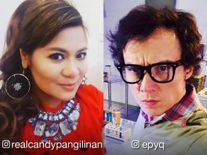 Epy Quizon at Candy Pangilinan, gaganap bilang Mr. & Mrs. Hinala