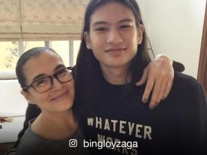 READ: Bing Loyzaga proud of her nephew Gil Cuerva's big break as Pinoy Matteo Do