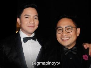 WATCH: Alden Richards at Michael V, nagkulitan sa backstage ng Asian TV Awards