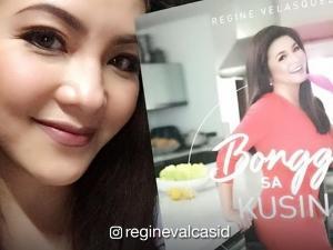 Regine Velasquez-Alcasid, nagpasalamat sa mga dumalo sa kanyang 'Bongga sa Kusina' cookbook launch