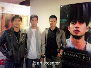Aljur Abrenica immerses in 'Hermano Puli' character