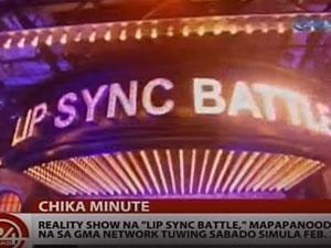 'Lip Sync Battle Philippines', mapapanood na sa February 27