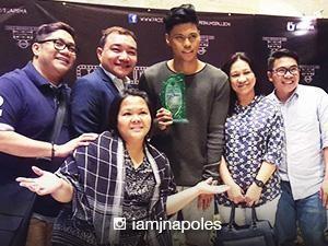 'Sunday PinaSaya' wins first award as 'Best Entertainment Program'