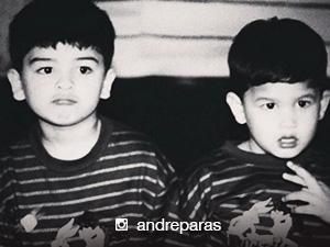 #ThrowbackThursday: Benjie, Andre, and Kobe Paras's photos during their younger years