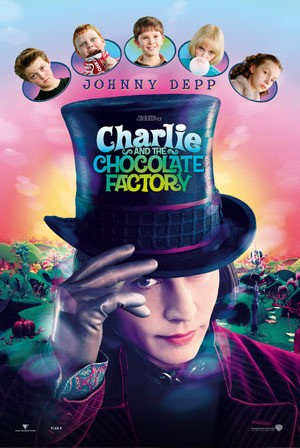 A world of wonder on 'Charlie and the Chocolate Factory'