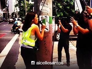 Aicelle Santos enjoys being 'Eat Bulaga's' Traffic Diva