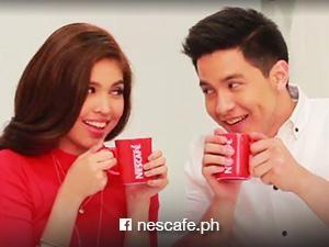 "Alden Richards and Maine Mendoza ""Start the Kilig"" this Valentine's Day in new endorsement"