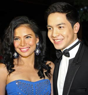 Alden Richards at Louise delos Reyes, kampante sa isa't- isa