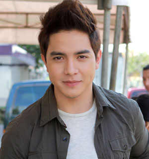 Alden Richards on Marian Rivera: