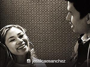 American Idol finalist Jessica Sanchez and Christian Bautista, set to perform on Sunday PinaSaya's pilot episode