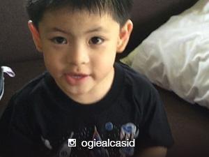 Anak ni Regine Velasquez-Alcasid na si Nate, crush si Yaya Dub