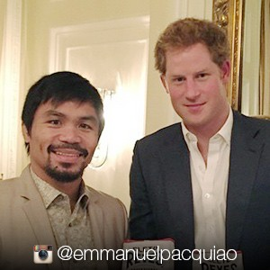 Manny Pacquiao at Filipino