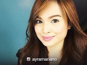 Ayra Mariano reveals her determination will make her win 'StarStruck'