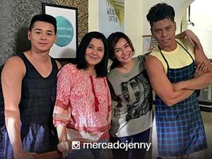 Back to the Silver Screen: Jennylyn Mercado starts filming MMFF entry 'Walang Forever'