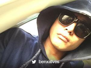 Benjamin Alves flew to Boracay for a special Valentine's Day episode of 'Kapuso Mo, Jessica Soho'