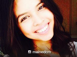 Best-selling author and poet Lang Leav grants Maine Mendoza's request