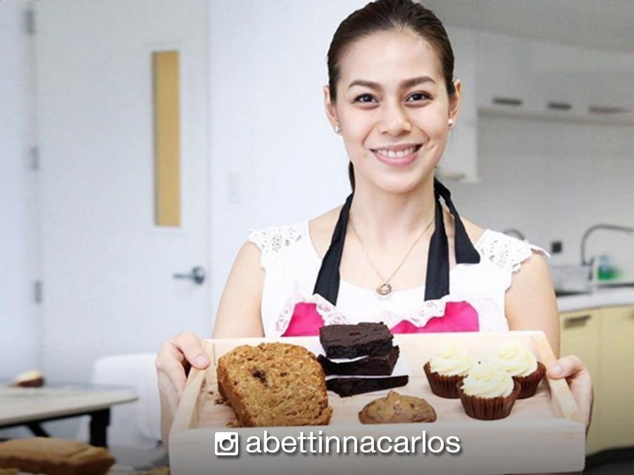 Bettinna Carlos, ibinahagi kung paano niya natutunan ang baking at cooking