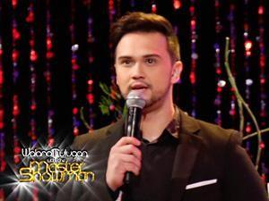Billy Crawford visits GMA to take part in 'The Master Showman's Final Bow'