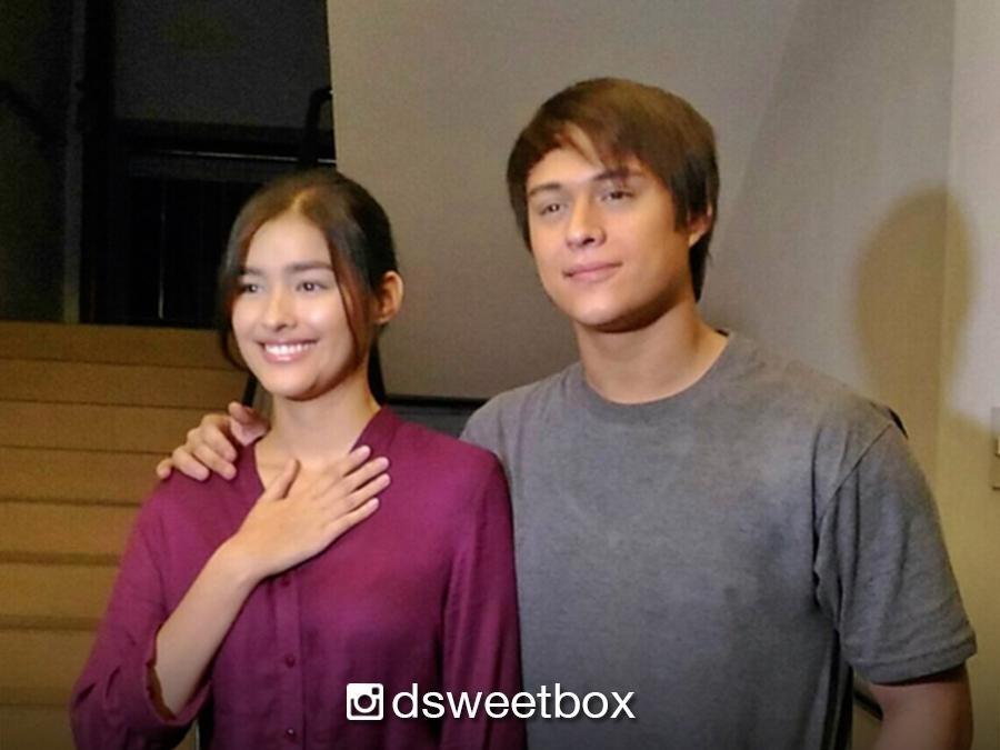 CAUGHT ON CAM: Enrique Gil does the pabebe wave