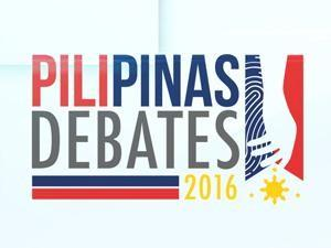 Celebrities react to 'PiliPinas Debates 2016'