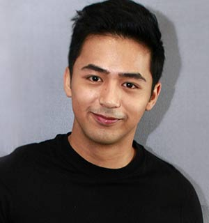 Cheers to birthday boy, Enzo Pineda!