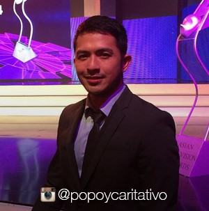 Dennis Trillo bags Highly Commended Award at the 19th Asian TV Awards