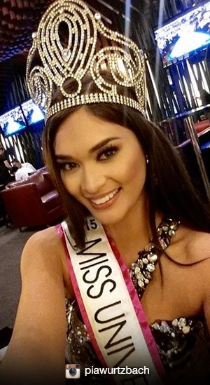 Re: PIA WURTZBACH is Miss Universe Philippines 2015