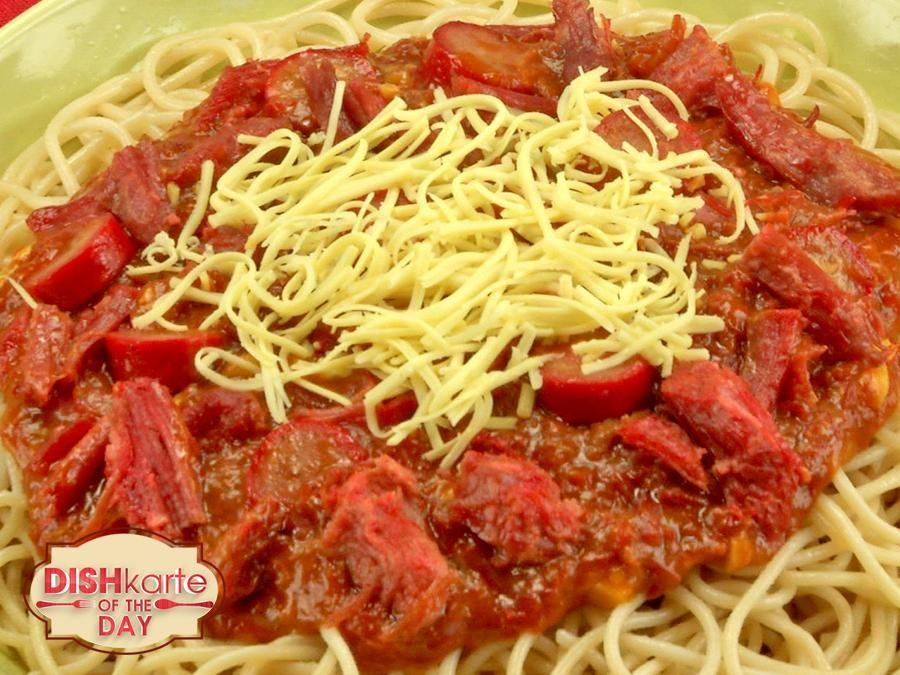 Dishkarte of the Day Recipe: CDO Karne Norte Spaghetti