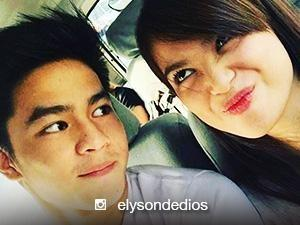 Elyson de Dios confesses what he likes the most about his 'StarStruck' love team Ayra Mariano