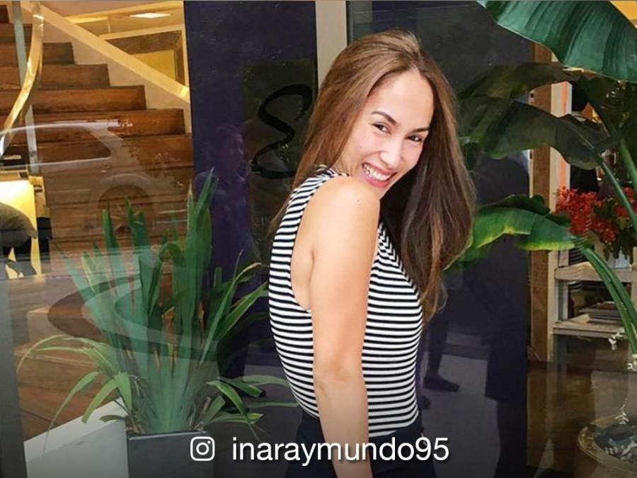 EXCLUSIVE: Ina Raymundo says staying healthy is not complicated