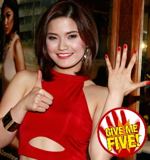 GIVE ME FIVE featuring Mayton Eugenio