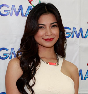 Glaiza de Castro inks an exclusive contract with GMA Network