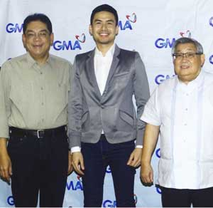 GMA Network proudly welcomes Christian Bautista