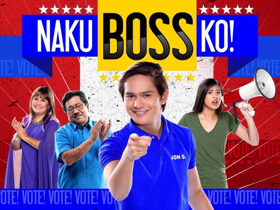GMA's Naku, Boss Ko! wins Pinoy votes on primetime TV
