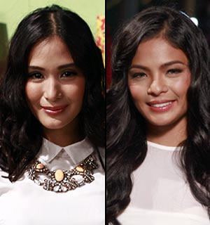 "Heart Evangelista on Lovi Poe: ""We're like sisters"""