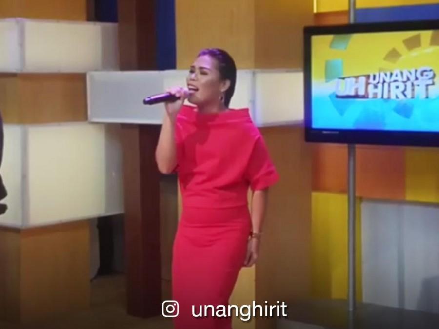 Internet sensation na si 'Kwak Kwak Diva,' muling ginaya sina Regine Velasquez, Jaya at Vina Morales!