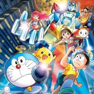 Isang makapangyarihang robot ang makikilala sa 'Nobita and the Steel Troops - The New Age'